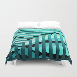TOPOGRAPHY 2017-007 Duvet Cover