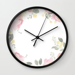 Song of Solomon 3:4 Wall Clock