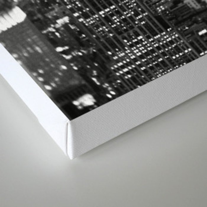 New York Noir Canvas Print