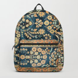 Sarouk  Antique West Persian Rug Print Backpack