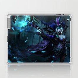 Ravenborn LeBlanc League Of Legends Laptop & iPad Skin