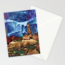 Desert Impressions 2 Stationery Cards