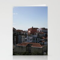portugal Stationery Cards featuring Porto Portugal  by Sanchez Grande