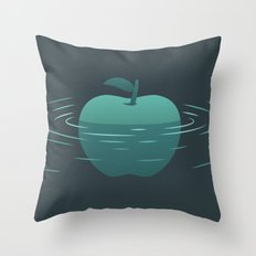 Apple 23 Throw Pillow