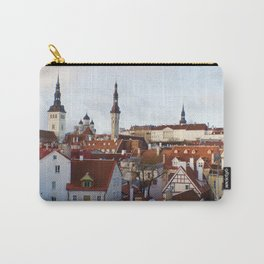 Historic Tallinn, Estonia Carry-All Pouch