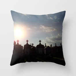 A Resting Place For Spirits Number 1 New Orleans 1 Throw Pillow