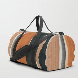 abstract minimal 12 Duffle Bag
