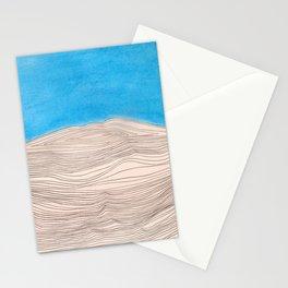 Blue Sky Landscape Stationery Cards