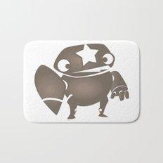 minima - slowbot 004 Bath Mat