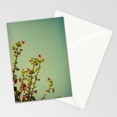 Vintage ribes plant Stationery Cards