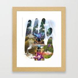 Sadahtay_Moog Heaven Framed Art Print