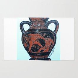 Greek Amphora Rug