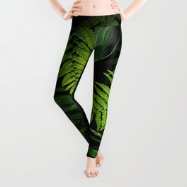 Leaves and branches Leggings