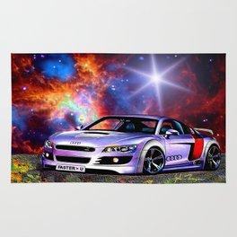 Cosmic Audie Super car Rug