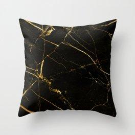 Black Beauty V2 #society6 #decor #buyart Throw Pillow