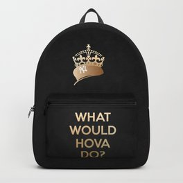 Hova V2 BLK Backpack