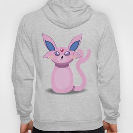 Evolution Bobbles - Espeon Hoody