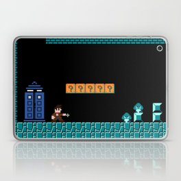The Doctor Visits World 1-2 Laptop & iPad Skin