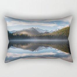 Bear Lake - Rocky Mountain National Park Rectangular Pillow