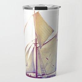 Afternoon Sail Travel Mug