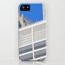 Old Habits Die Hard iPhone Case
