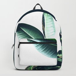 Ficus Elastica #26 #foliage #decor #art #society6 Backpack