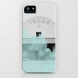 Blue Texas / Marfa iPhone Case