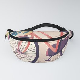 Spring is coming 6 Fanny Pack