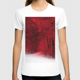 Red Forest T-shirt