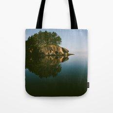 Matia Island, WA Tote Bag