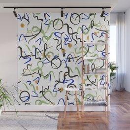 Miro fog Wall Mural
