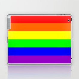 Rainbow flag Laptop & iPad Skin