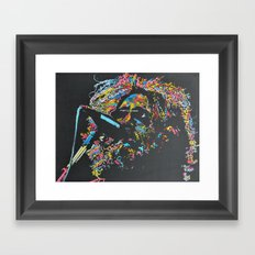 Wharf Rat Framed Art Print