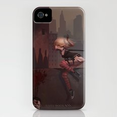 Bambi the Zombie Slayer Slim Case iPhone (4, 4s)