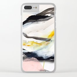 Day 10: Hold on to what you have now. Clear iPhone Case