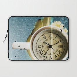 Dream of Coffee / Halftones Laptop Sleeve