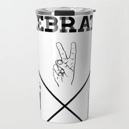 CELEBRATOR Travel Mug