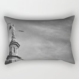 """""""Angels....."""" Uriel. Rectangular Pillow"""