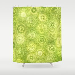 The Appearance of Fine Limes Shower Curtain