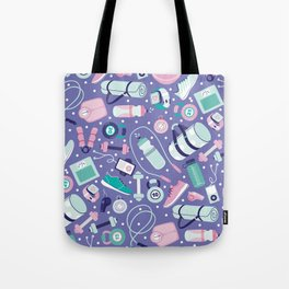 Get Fit Tote Bag
