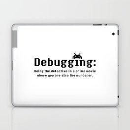 Debugging Definition Laptop & iPad Skin
