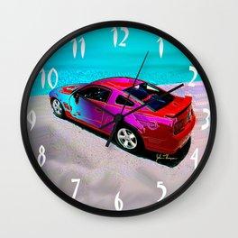 Mustang GT Wall Clock