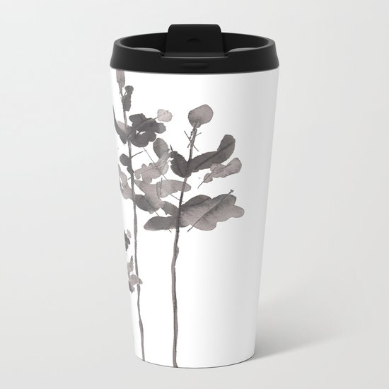 Pine Metal Travel Mug