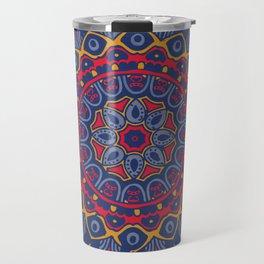 Brianne Mandala Travel Mug