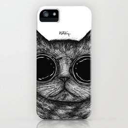 Amici Cool Cat  iPhone Case