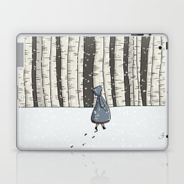 Forest Walk Laptop & iPad Skin