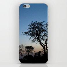 African Trees iPhone & iPod Skin