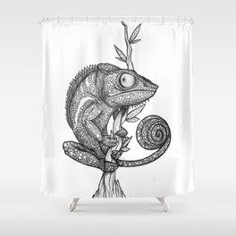 cameleon Shower Curtain