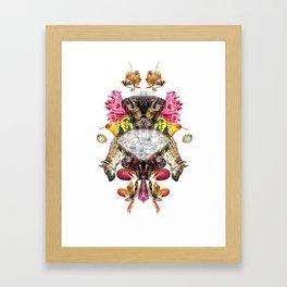 Animalism Framed Art Print