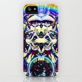 Worship iPhone Case